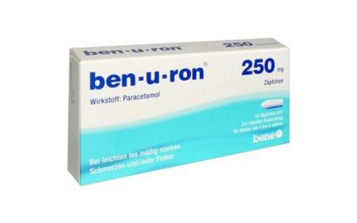 BEN-U-RON 250 mg Suppositorien