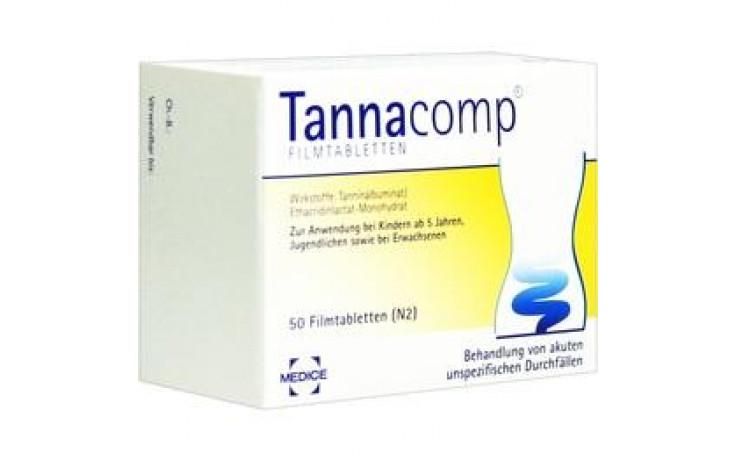 TANNACOMP Filmtabletten