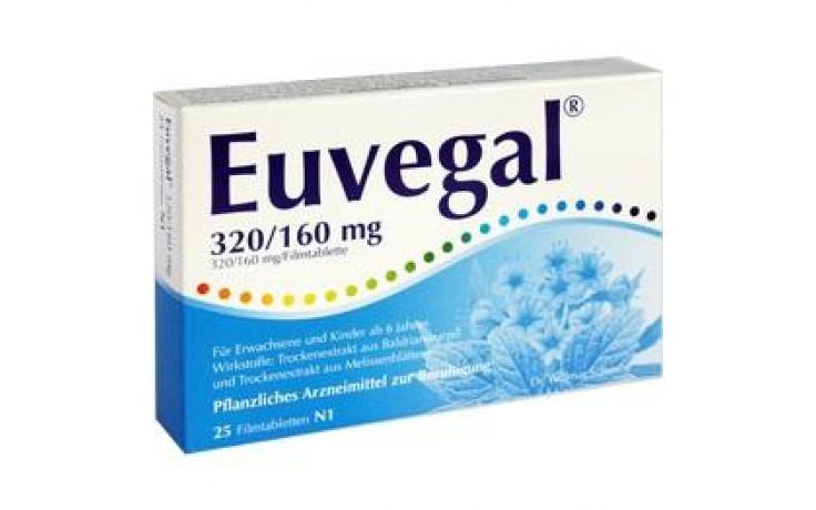 EUVEGAL 320 mg/160 mg Filmtabletten