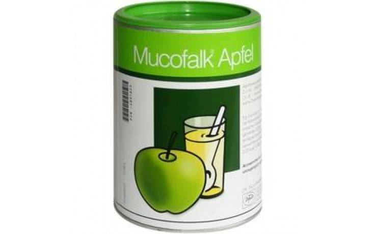 MUCOFALK Apfel Gran.z.Herst.e.Susp.z.Einn.Dose