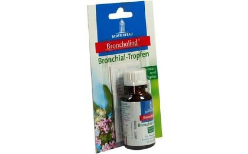 BRONCHOLIND Bronchial Tropfen