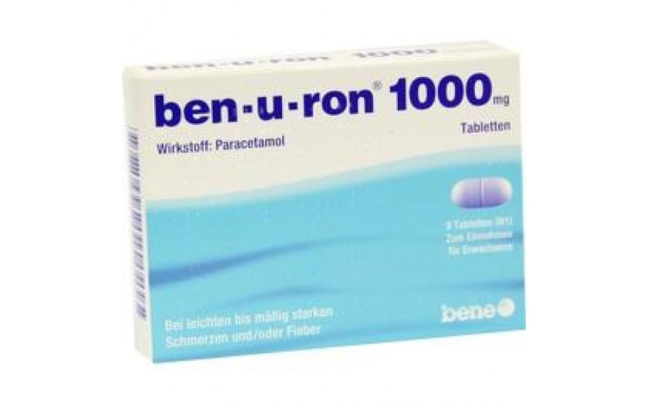 BEN-U-RON 1.000 mg Tabletten