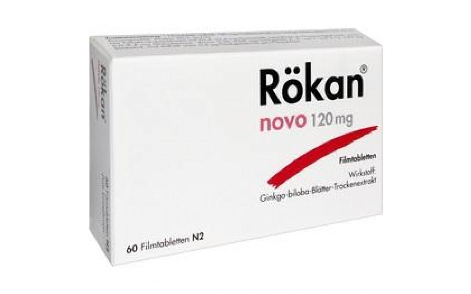 RÖKAN Novo 120 mg Filmtabletten