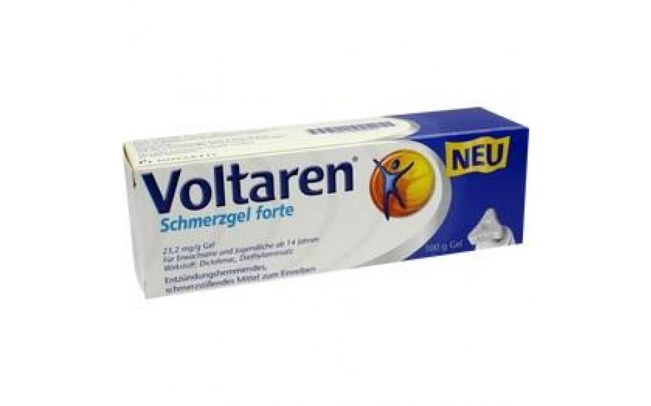 VOLTAREN Schmerzgel forte 23,2 mg/g
