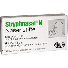 STRYPHNASAL N Nasenstifte