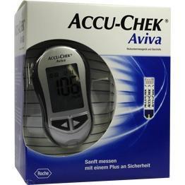 ACCU-CHEK Aviva III Set mg/dl