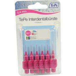 TEPE Interdentalbürste 0,4mm pink