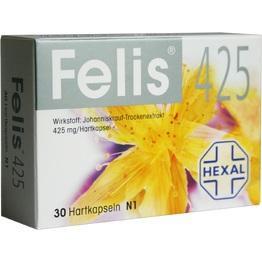 FELIS 425 mg Hartkapseln