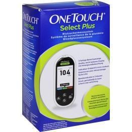 ONE TOUCH Select Plus Blutzuckermesssystem mg/dl
