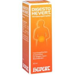 DIGESTO Hevert Verdauungstropfen 30 ML