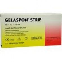 GELASPON Strip 4x1x1 cm Streifen