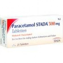 PARACETAMOL STADA 500 mg Tabletten