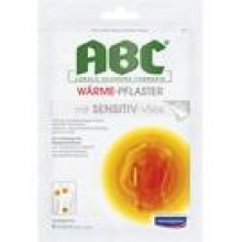 ABC Wärme-Pflaster sensitive Hansaplast med 10x14