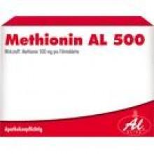 METHIONIN AL 500 Filmtabletten
