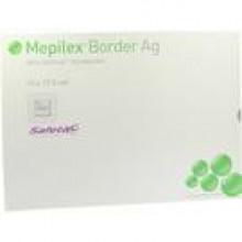 MEPILEX Border Ag Schaumverb.15x17,5 cm steril