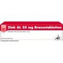 ZINK AL 25 mg Brausetabletten