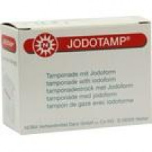 JODOTAMP 50 mg/g 2 cmx5 m Tamponaden