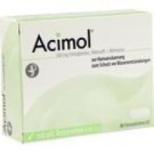ACIMOL mit pH Teststreifen Filmtabletten