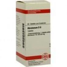 ABROTANUM D 6 Tabletten