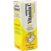 ADDITIVA Vitamin C Brausetabletten