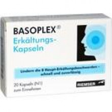 BASOPLEX Erkältungs-Kapseln
