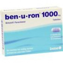 BEN-U-RON 1.000 mg Tabletten