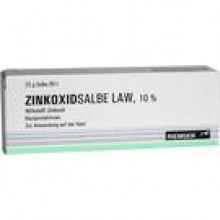 ZINKOXID Salbe LAW