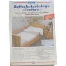 BETTSCHUTZEINLAGE Frottee 100x150 cm