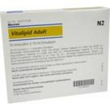 VITALIPID Adult Emulsion Ampullen
