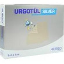 URGOTÜL Silver 5x5 cm Wundgaze