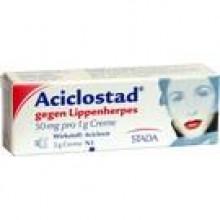 ACICLOSTAD Creme gegen Lippenherpes