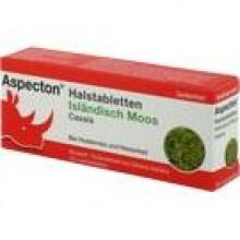 ASPECTON Halstabletten Cassis Lutschtabletten