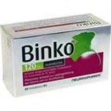 BINKO 120 mg Filmtabletten