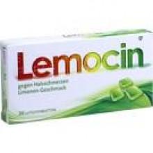 LEMOCIN gegen Halsschmerzen Lutschtabletten