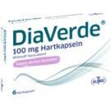 DIAVERDE 100 mg Hartkapseln