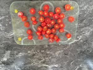 Tomaten:salat